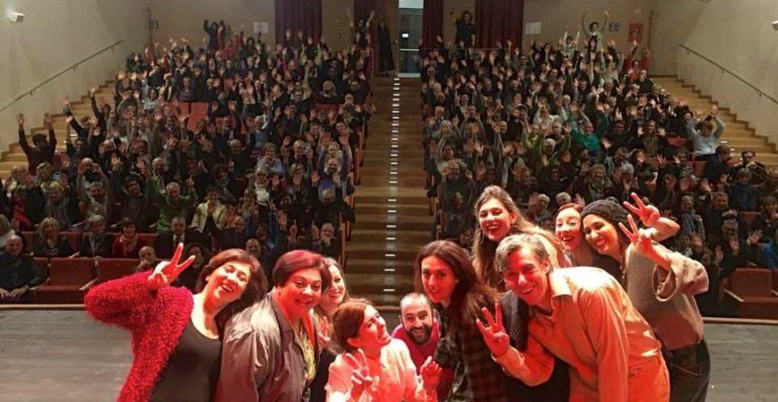 """""""Che Classe"""": sold out sabato sera al teatro di Villazzano"""