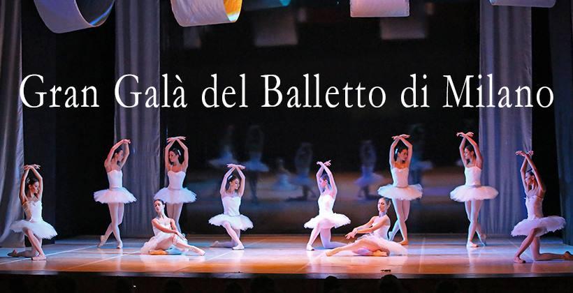 Gran Galà del Balletto di Milano