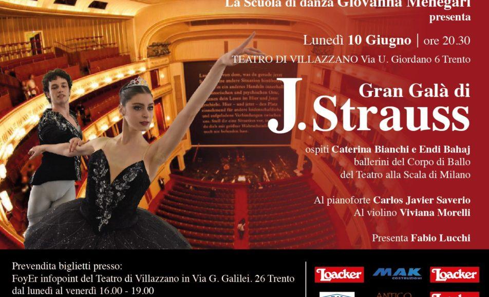 Gran Galà di J. Strauss