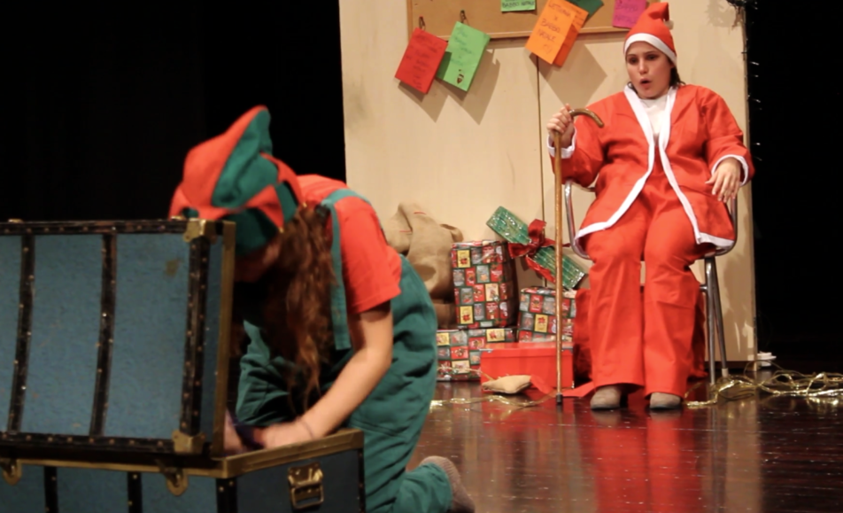 Retroscena – I ricordi di Babbo Natale