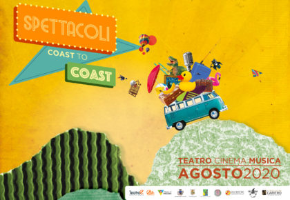 Spettacoli Coast to Coast – Il tour di agosto