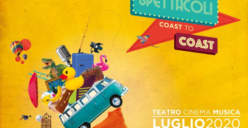 Spettacoli Coast to Coast – Il tour di luglio