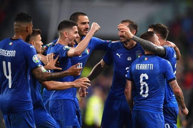 Italia – Polonia Nazionale maschile