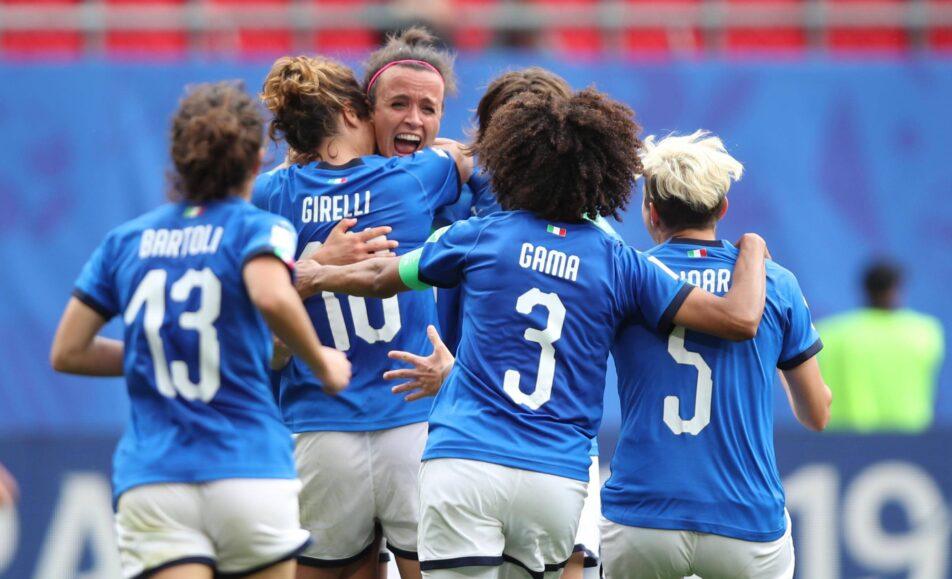 EVENTI ANNULLATO Italia – Danimarca Nazionale femminile