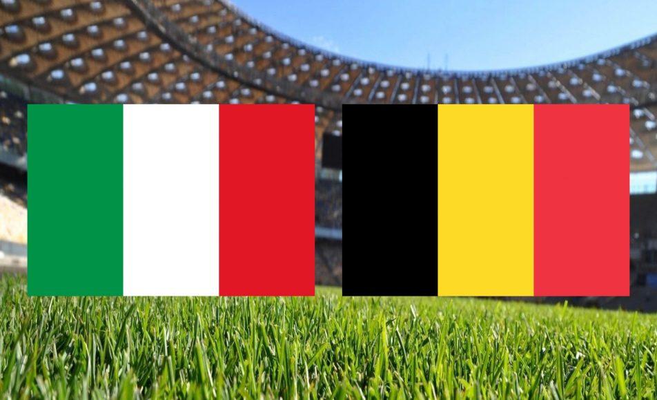 Italia – Belgio a tu per tu