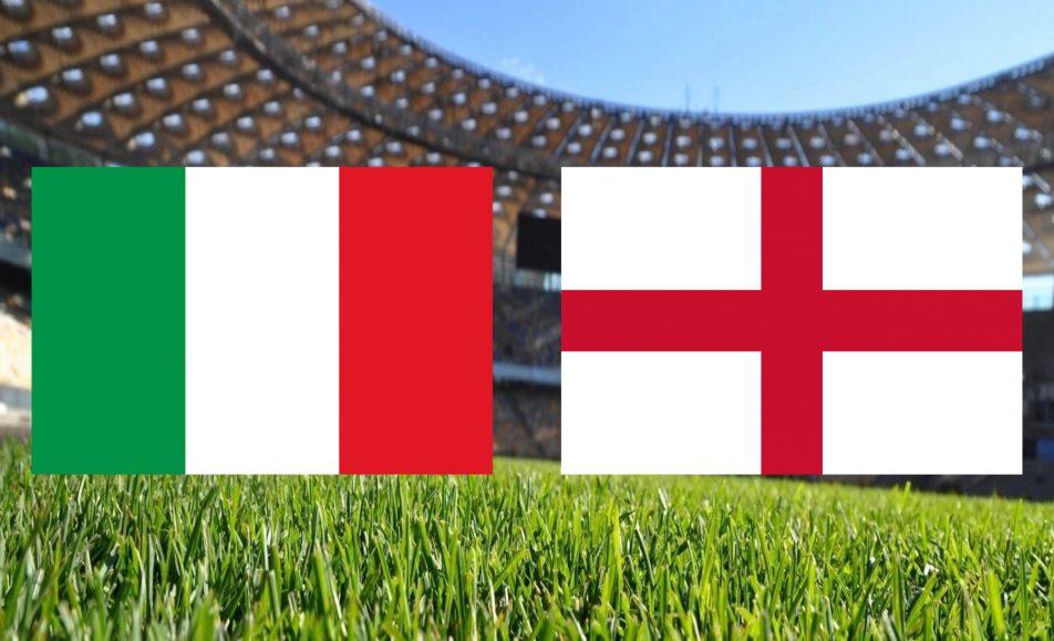 Italia – Inghilterra a tu per tu
